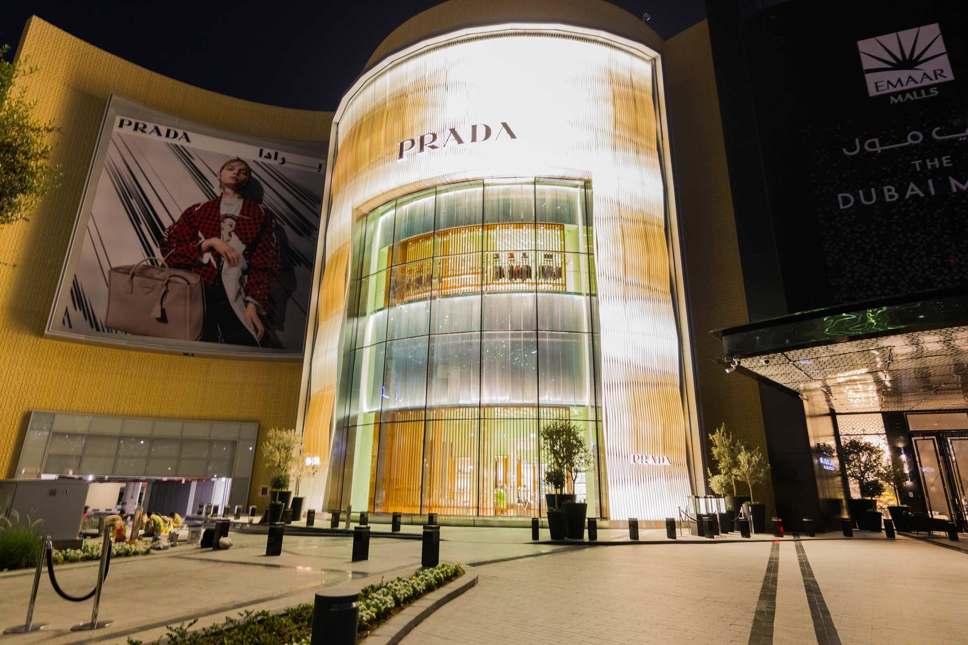 dc6da163b00d A NEW PRADA FLAGSHIP STORE  THE DUBAI MALL